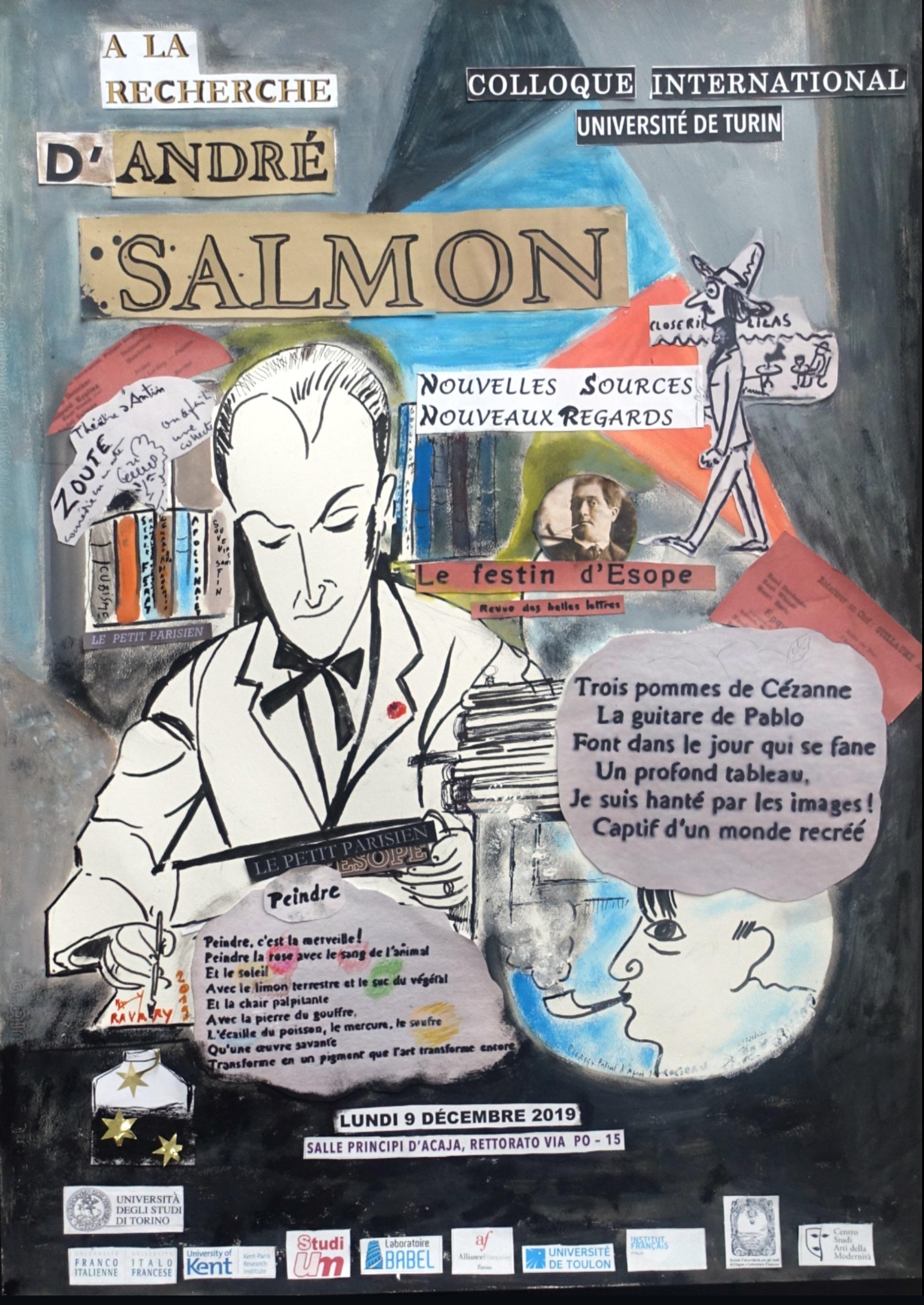 Affiche der salmon